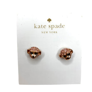 Primary Photo - BRAND: KATE SPADE STYLE: EARRINGS COLOR: GOLD OTHER INFO: NEW SKU: 299-29974-1534