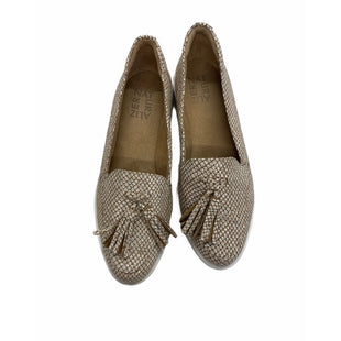 Primary Photo - BRAND: NATURALIZER STYLE: SHOES FLATS COLOR: SILVER SIZE: 6.5SKU: 299-29963-676•LIKE NEW•UPPER LEATHER