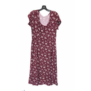 Primary Photo - BRAND: OLD NAVY STYLE: DRESS SHORT SHORT SLEEVE COLOR: FLORAL SIZE: L OTHER INFO: NEW WITH TAG SKU: 299-29950-11887