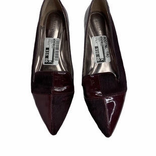 Primary Photo - BRAND: ELLEN TRACY STYLE: SHOES FLATS COLOR: MAROON SIZE: 6.5 SKU: 299-29974-1260