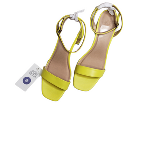 Primary Photo - BRAND: WILD FABLE STYLE: SANDALS LOW COLOR: YELLOW SIZE: 8 SKU: 299-29950-11611