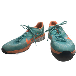 Primary Photo - BRAND: NIKE STYLE: SHOES ATHLETIC COLOR: BABY BLUE SIZE: 8.5 OTHER INFO: AS IS SKU: 299-29950-9600