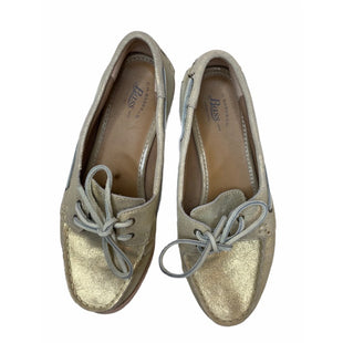 Primary Photo - BRAND: BASS STYLE: SHOES FLATS COLOR: GOLD SIZE: 7.5 SKU: 299-29929-54356