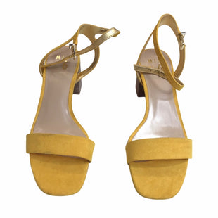 Primary Photo - BRAND: MIX NO 6 STYLE: SANDALS HIGH COLOR: YELLOW SIZE: 10 SKU: 299-29929-56879