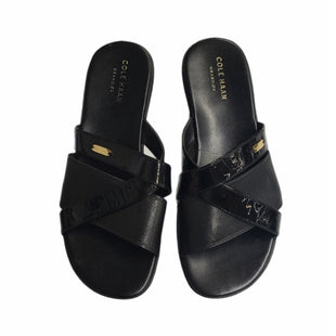 Primary Photo - BRAND: COLE-HAAN STYLE: SANDALS HIGH COLOR: BLACK SIZE: 6.5 SKU: 299-29987-665