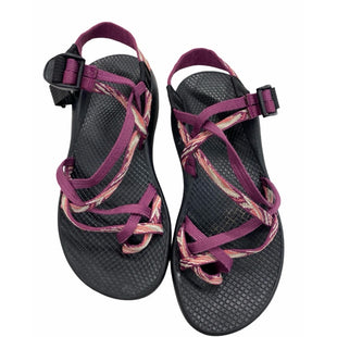 Primary Photo - BRAND: CHACOS STYLE: SANDALS FLAT COLOR: PURPLE SIZE: 8 SKU: 299-29950-11930
