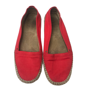 Primary Photo - BRAND: AEROSOLES STYLE: SHOES FLATS COLOR: RED SIZE: 7.5 SKU: 299-29950-10827