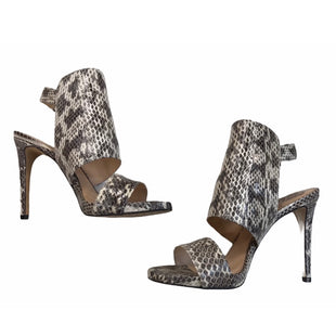 Primary Photo - BRAND: VINCE CAMUTO STYLE: SANDALS HIGH COLOR: SNAKESKIN PRINT SIZE: 7.5 SKU: 299-29929-59241