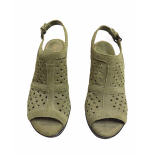 Primary Photo - BRAND: AEROSOLES STYLE: SANDALS LOW COLOR: SAGE SIZE: 6.5 SKU: 299-29929-56002