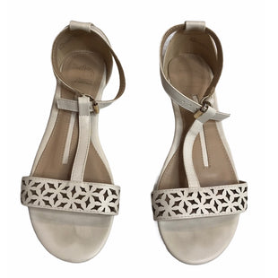 Primary Photo - BRAND: NEW DIRECTIONS STYLE: SANDALS LOW COLOR: IVORY SIZE: 7 SKU: 299-29929-58411