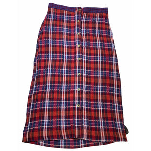 Primary Photo - BRAND: URBAN OUTFITTERS STYLE: SKIRT COLOR: PLAID SIZE: L SKU: 299-29911-25473