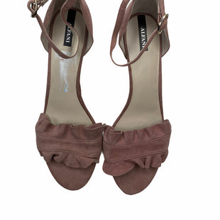 Primary Photo - BRAND: ALFANI STYLE: SANDALS HIGH COLOR: DUSTY PINK SIZE: 8.5 SKU: 299-29929-47489