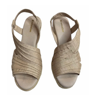 Primary Photo - BRAND: NATURALIZER STYLE: SANDALS HIGH COLOR: STRAW SIZE: 7.5 SKU: 299-29929-58410
