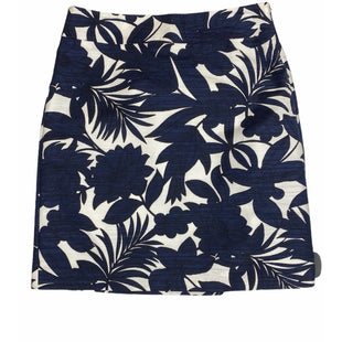 Primary Photo - BRAND: ANN TAYLOR O STYLE: SKIRT COLOR: NAVY SIZE: 0 SKU: 299-29911-25194