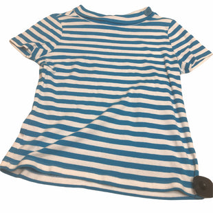 Primary Photo - BRAND: KIM ROGERS STYLE: TOP SHORT SLEEVE COLOR: STRIPED SIZE: M SKU: 299-29929-55823