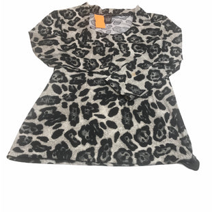 Primary Photo - BRAND: GRACE ELEMENTS STYLE: TOP LONG SLEEVE COLOR: ANIMAL PRINT SIZE: M SKU: 299-29929-56120