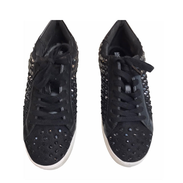 Primary Photo - BRAND: MICHAEL BY MICHAEL KORS <BR>STYLE: SHOES ATHLETIC <BR>COLOR: SPARKLES <BR>SIZE: 9 <BR>SKU: 299-29929-57975