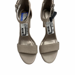 Primary Photo - BRAND: TAHARI STYLE: SANDALS HIGH COLOR: TAUPE SIZE: 8 OTHER INFO: NEW! SKU: 299-29929-48934