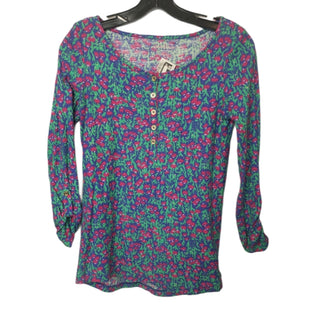 Primary Photo - BRAND: LILLY PULITZER STYLE: TOP LONG SLEEVE COLOR: PRINT SIZE: S SKU: 299-29950-12050