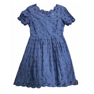 Primary Photo - BRAND: J CREW STYLE: DRESS SHORT SHORT SLEEVE COLOR: NAVY SIZE: 2 SKU: 299-29929-56755