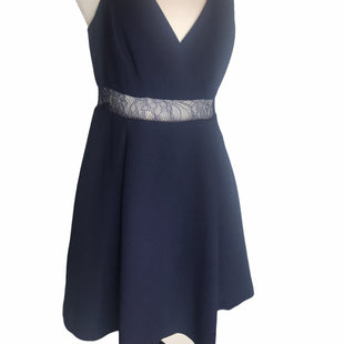 Primary Photo - BRAND: BCBGENERATION STYLE: DRESS SHORT SLEEVELESS COLOR: NAVY SIZE: 6 OTHER INFO: NEW WITH TAGS SKU: 299-29974-946