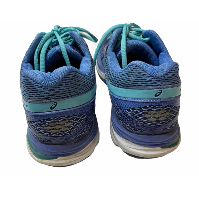 Photo #2 - BRAND: ASICS <BR>STYLE: SHOES ATHLETIC <BR>COLOR: BLUE <BR>SIZE: 8.5 <BR>SKU: 299-29929-54114