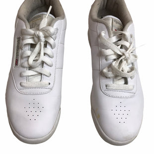 Primary Photo - BRAND: REEBOK STYLE: SHOES ATHLETIC COLOR: WHITE SIZE: 9.5 SKU: 299-29929-57976