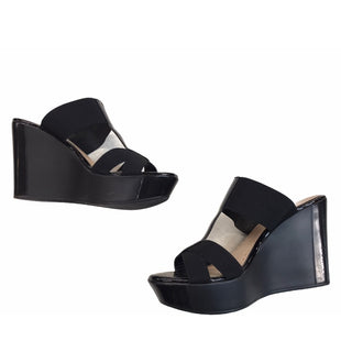 Primary Photo - BRAND: CHARLES BY CHARLES DAVID STYLE: SANDALS HIGH COLOR: BLACK SIZE: 7.5 SKU: 299-29929-59240