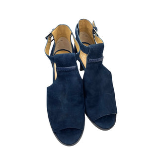Primary Photo - BRAND: JACK ROGERS STYLE: SANDALS HIGH COLOR: NAVY SIZE: 10 OTHER INFO: NEW W/O BOX SKU: 299-29929-45694