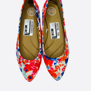 Primary Photo - BRAND: SO STYLE: SHOES FLATS COLOR: FLORAL SIZE: 9 SKU: 299-29974-807