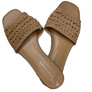 Primary Photo - BRAND: MARC FISHER STYLE: SANDALS LOW COLOR: CAMEL SIZE: 7.5 SKU: 299-29929-55406