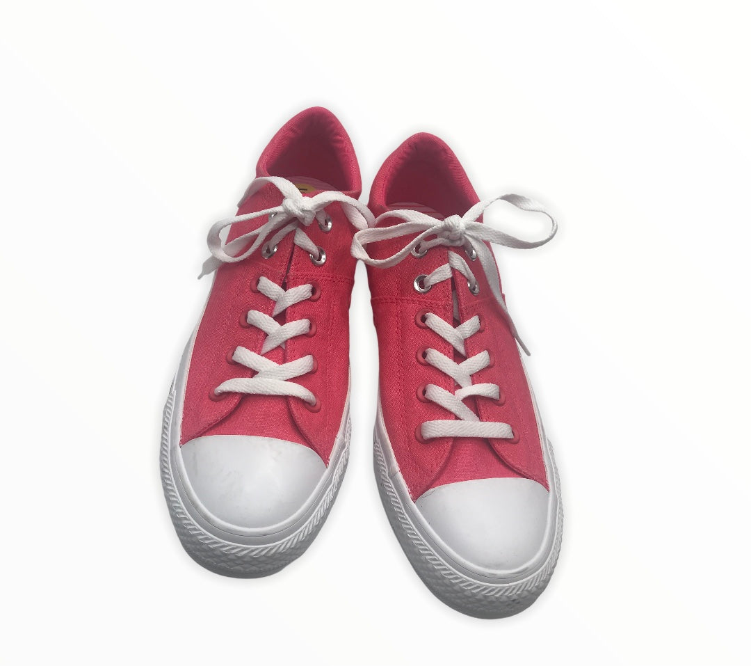Primary Photo - BRAND: CONVERSE <BR>STYLE: SHOES ATHLETIC <BR>COLOR: SALMON <BR>SIZE: 9 <BR>SKU: 299-29929-51032