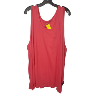 Primary Photo - BRAND: CORAL BAY STYLE: TOP SLEEVELESS COLOR: RED SIZE: 3X SKU: 299-29929-58679