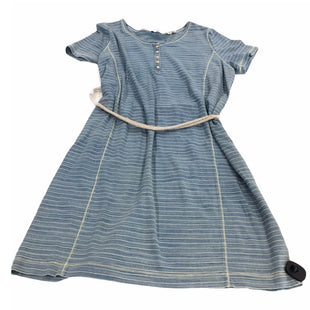 Primary Photo - BRAND: RALPH LAUREN STYLE: DRESS SHORT SHORT SLEEVE COLOR: STRIPED SIZE: 2X SKU: 299-29929-58014