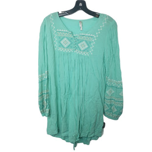 Primary Photo - BRAND: MONORENO STYLE: DRESS SHORT LONG SLEEVE COLOR: MINT SIZE: M SKU: 299-29950-12003