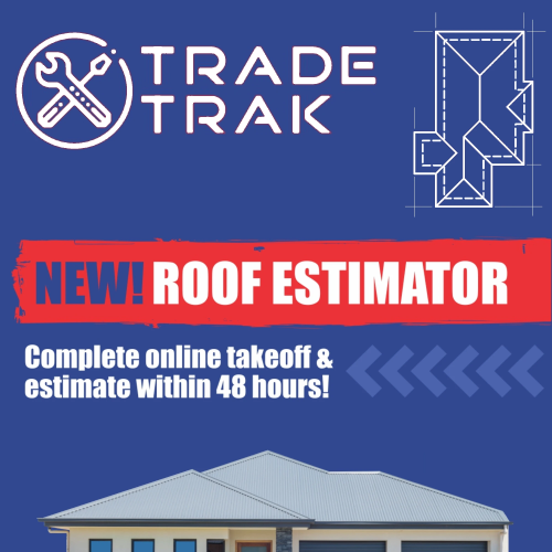 Trade Trak Roof Estimator
