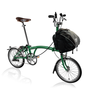 Recommended Build: Brompton M3L with C Bag