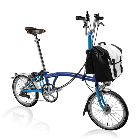 Recommended Build: Brompton H6L with O Bag