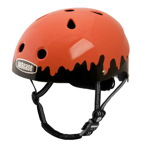 Nutcase Little Nutty Helmet - Dripping Paint (Gloss)