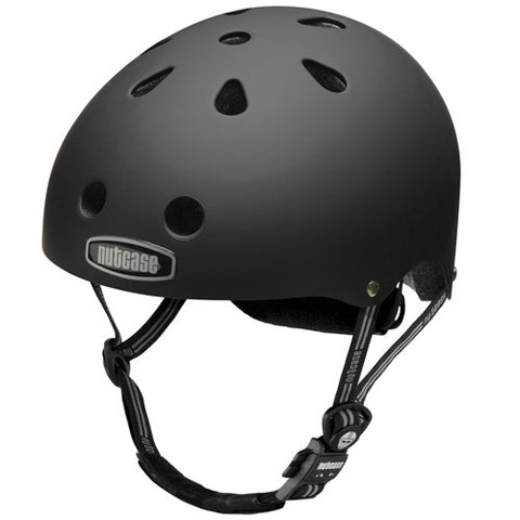 Nutcase Helmet Blackish Matte