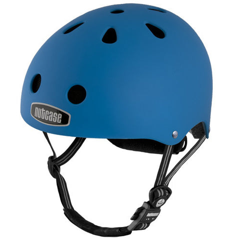 Nutcase Helmet Atlantic Blue (Matte)