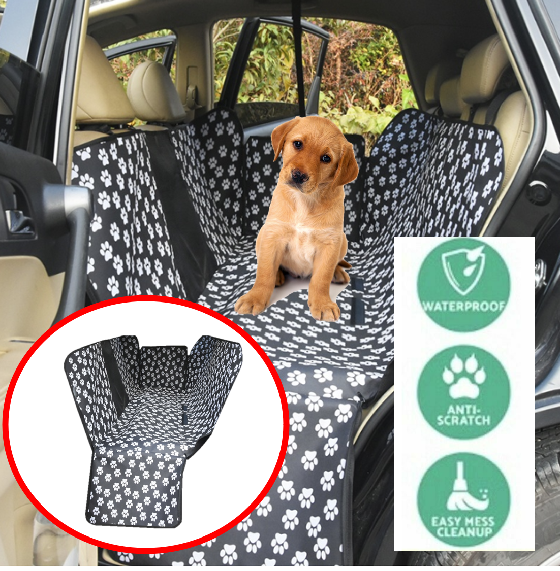 Dog Hammock Car Seat Cover- Cat Pet Puppy Hammocks-Car Seat Cover-Cheap –Buy  Cheap  Online Store Melbourne Australia