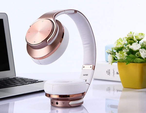 Wireless Headphone 2 In1 Twist-Out Bluetooth Speaker Headphone With Microphone For PC & Mobile - Store Zone-Online Shopping Store Melbourne Australia
