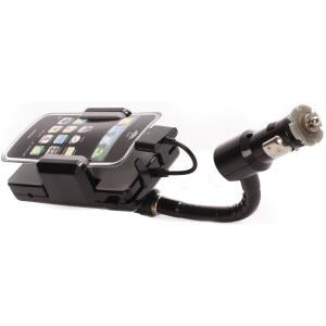 Allkit iPod/iPhone Handsfree Car Kit & FM Transmitter