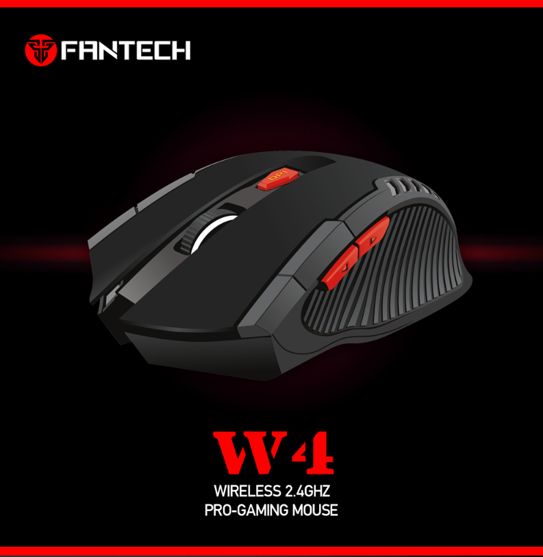 Fantech Wireless Gaming Mouse - Store Zone-Online Shopping Store Melbourne Australia