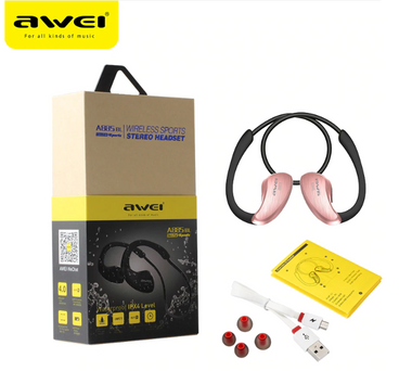 AWEI A885BL Wireless Sports Headphone Bluetooth Stereo Music Earphone - Store Zone-Online Shopping Store Melbourne Australia