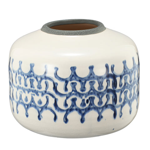 Shibori Pot Medium