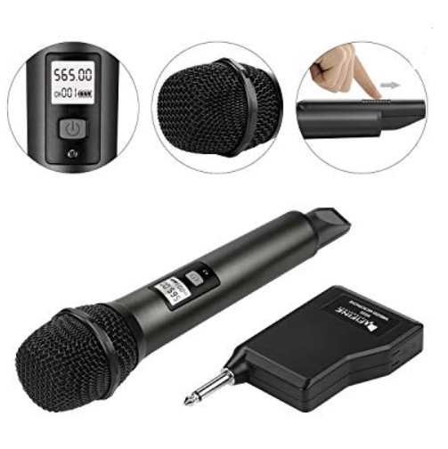 Wireless Handheld Microphone - Store Zone-Online Shopping Store Melbourne Australia