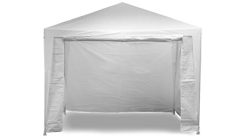 3x3m Wallaroo Outdoor Party Wedding Event Gazebo Tent - White