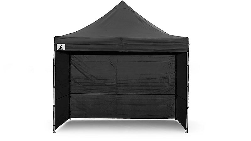 Gazebo Tent Marquee 3x3 PopUp Outdoor Wallaroo Black